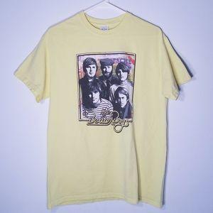 Gildan Beach Boys music band graphic t-shirt M
